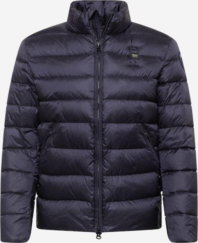 Blauer.USA Starpsezonu jaka, krāsa - tumši zils, Preces skats