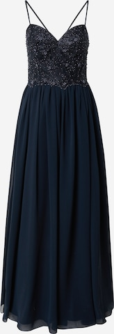 Laona Evening Dress in Blue