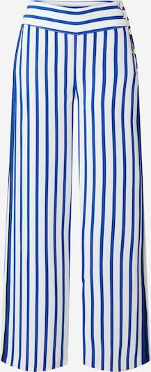 Lauren Ralph Lauren Broek 'MARGIT' in de kleur Nachtblauw / Saffier / Wit, Productweergave