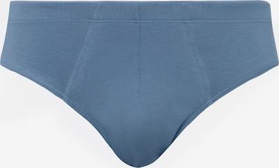 Hanro Slip ' Cotton Superior ' in taubenblau, Produktansicht