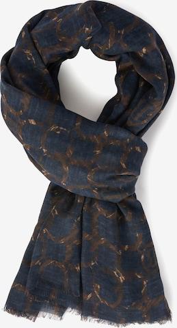 Boggi Milano Schal в синьо