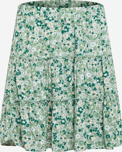 Cotton On Curve Skirt in Beige / Green / Mint, Item view