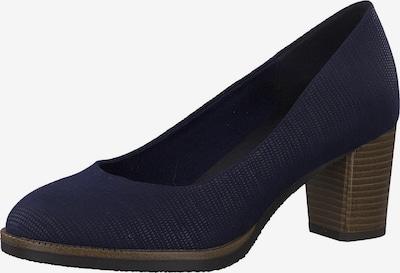 MARCO TOZZI Escarpins en bleu foncé, Vue avec produit