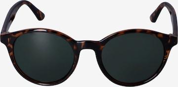 Six Sonnenbrille in Braun