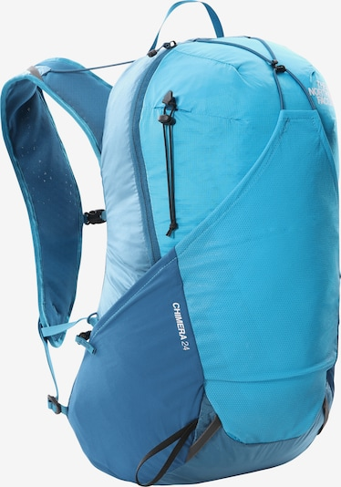 THE NORTH FACE Sportrucksack 'Chimera 24' in cyanblau / dunkelblau, Produktansicht