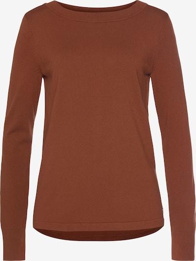 TAMARIS Sweater in Cognac, Item view