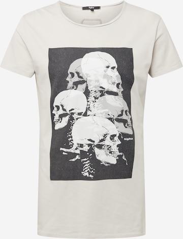 tigha T-Shirt in Weiß