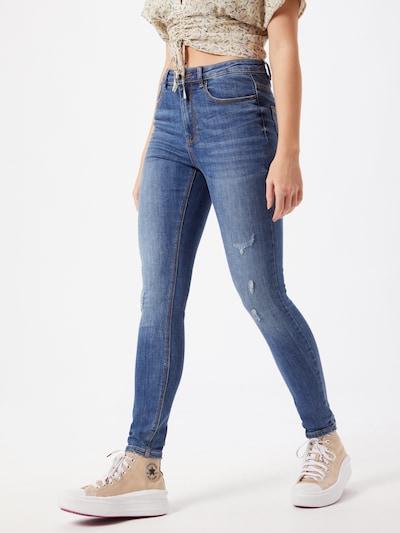 VERO MODA Jeans 'Sophia' i blå denim, På modell