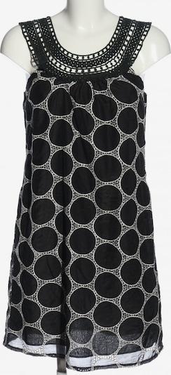 Lavand Minikleid in S in schwarz / weiß, Produktansicht