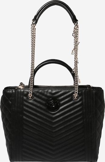 GUESS Handbag 'LIDA' in Black / Silver, Item view