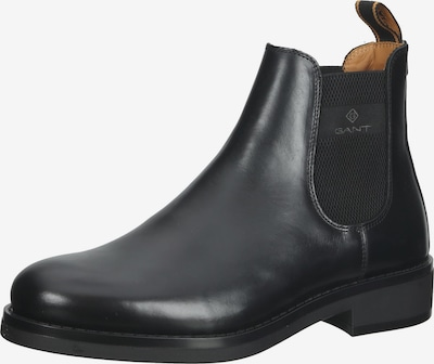 GANT Chelsea Boots 'Brookly' in schwarz, Produktansicht