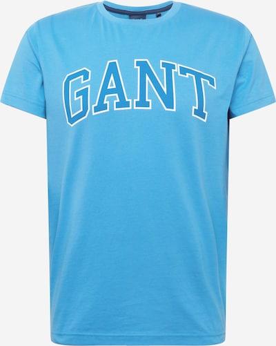 kék / égkék / fehér GANT Póló, Termék nézet
