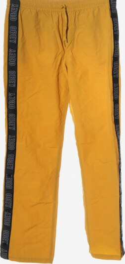 Obey Sporthose in S in pastellgelb, Produktansicht