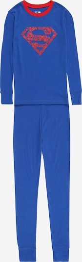 GAP Pajamas in Royal blue / Red, Item view