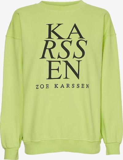 ZOE KARSSEN Sweatshirt in grün, Produktansicht