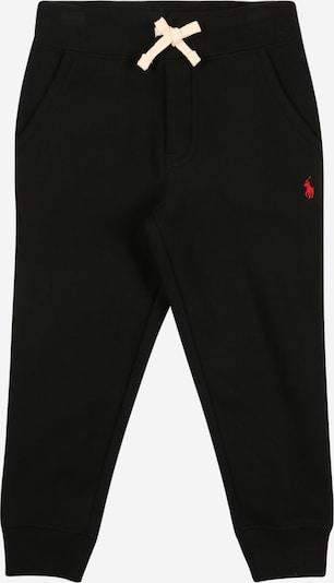 POLO RALPH LAUREN Kalhoty - černá, Produkt