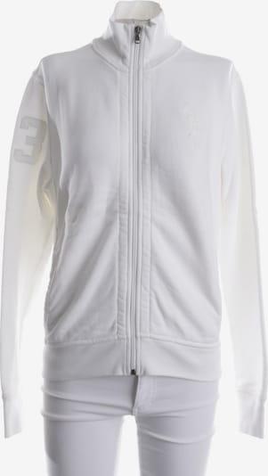 Polo Ralph Lauren Sweatshirt / Sweatjacke in M in weiß, Produktansicht