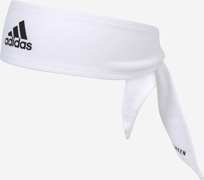 ADIDAS PERFORMANCE Sporthoofdband in de kleur Zwart / Wit, Productweergave