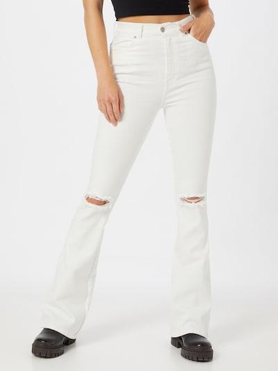 Jeans 'Moxy' Dr. Denim pe alb, Vizualizare model
