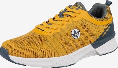 Sneaker bassa RIEKER di colore giallo / pietra / nero, Visualizzazione prodotti