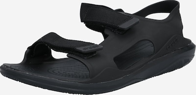 Crocs Sandale 'Swiftwater' in schwarz, Produktansicht
