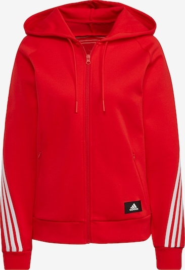 ADIDAS PERFORMANCE Sportlik trikoojakk punane / valge, Tootevaade