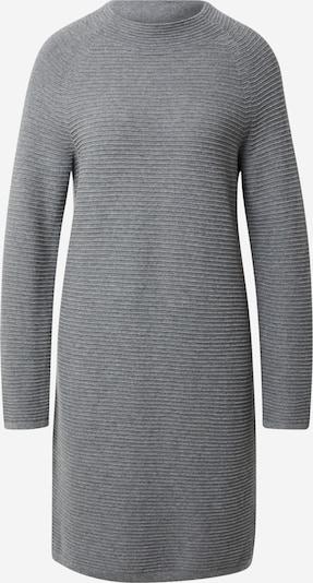 ESPRIT Gebreide jurk in de kleur Grijs, Productweergave