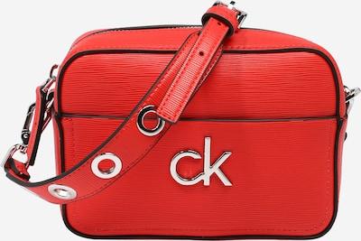 Calvin Klein Olkalaukku värissä koralli / musta / hopea, Tuotenäkymä