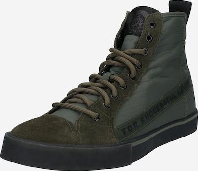 DIESEL Sneaker 'S-DVELOWS ML' in grün / oliv, Produktansicht
