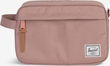 rozā Herschel Tualetes piederumu soma 'Chapter'