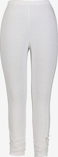 Gina Laura Leggings in weiß, Produktansicht