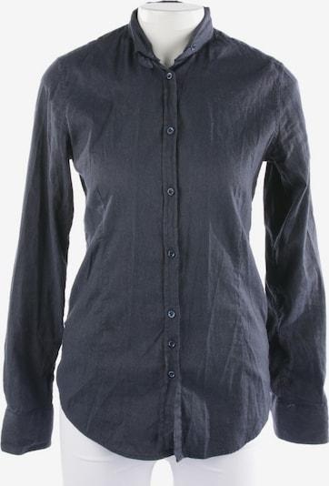 Aglini Bluse in S in dunkelblau, Produktansicht