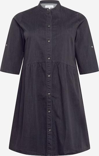 ONLY Carmakoma Robe-chemise en noir, Vue avec produit