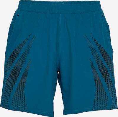 Sportinės kelnės iš 4F , spalva - tamsiai mėlyna / juoda, Prekių apžvalga