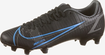NIKE Futbola apavi 'Mercurial Vapor Academy', krāsa - zils / pelēks / melns, Preces skats
