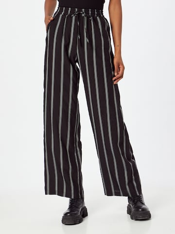 Pantaloni 'Masmu' di Moves in nero
