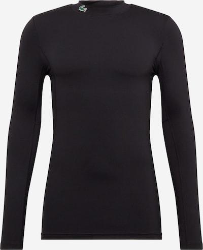 Lacoste Sport T-Shirt fonctionnel 'TECHNIQUE' en noir, Vue avec produit