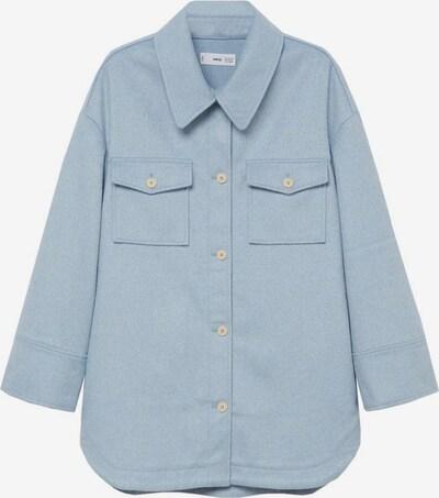 MANGO Jacke in pastellblau, Produktansicht