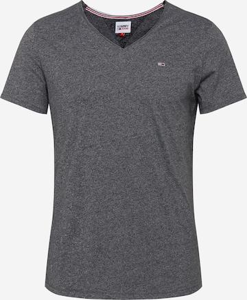 Tommy Jeans Shirt 'Jaspe' in Grau