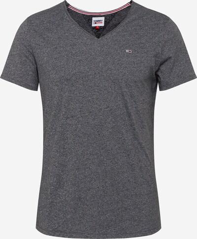 Tommy Jeans Shirt 'Jaspe' in de kleur Aardetinten / Rood / Wit, Productweergave