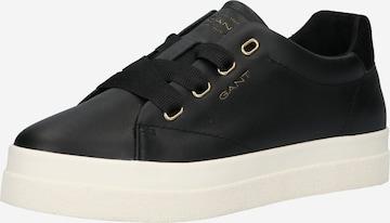 Sneaker low 'Avona' de la GANT pe negru