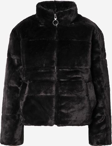 VERO MODA Overgangsjakke 'LYON' i svart