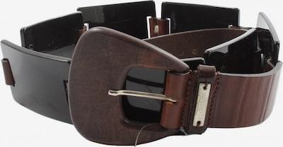 Sportmax Belt in XS-XL in Brown / Black, Item view