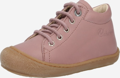 NATURINO Lauflernschuhe in rosa: Frontalansicht