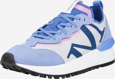 Marc O'Polo Sneaker 'Pia 2D' in navy / rauchblau / rosa / weiß, Produktansicht