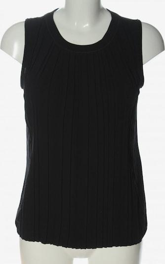 Marc Cain Sports ärmellose Bluse in XS in schwarz, Produktansicht