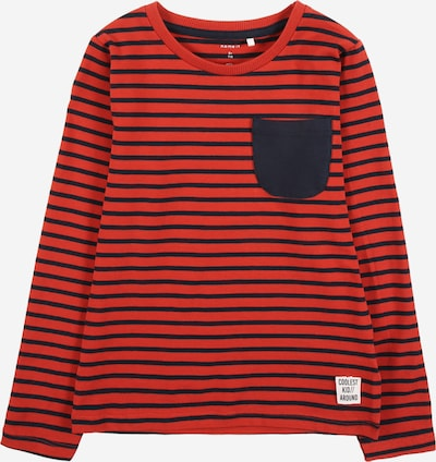 NAME IT Koszulka 'Bomal' w kolorze ciemny niebieski / pastelowa czerwieńm, Podgląd produktu