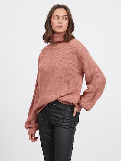 Pullover 'LOU' VILA di colore rosé, Visualizzazione modelli