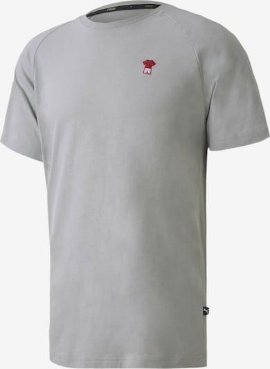 PUMA T-Shirt 'AC Milan' in grau, Produktansicht