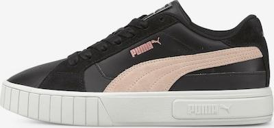 PUMA Zemie brīvā laika apavi 'Cali ', krāsa - pūderis / melns, Preces skats